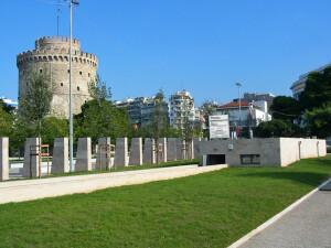 Ανάπλαση Πλατείας Λευκού Πύργου 1